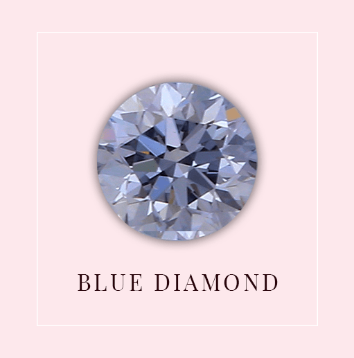 Shree International - Fancy Blue Diamond