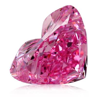 Shree International - Fancy Pink Diamond