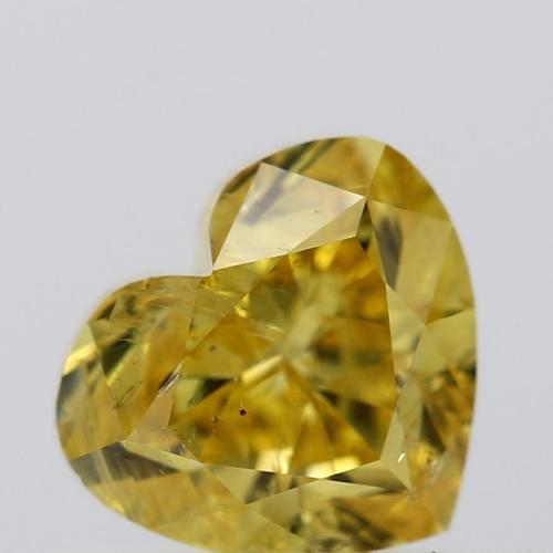 Fancy Vivid Yellow