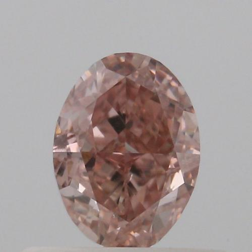 Fancy Orangy Pink