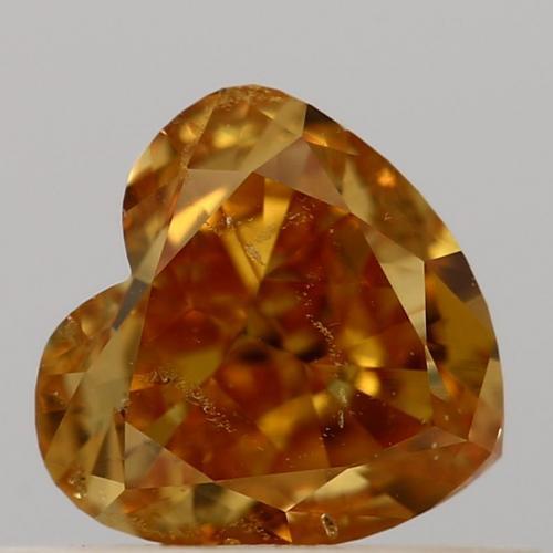 Fancy Vivid Yellow-Orange