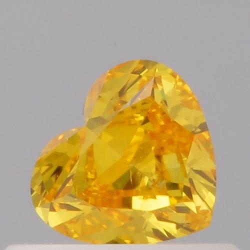 Fancy Vivid Orangy Yellow