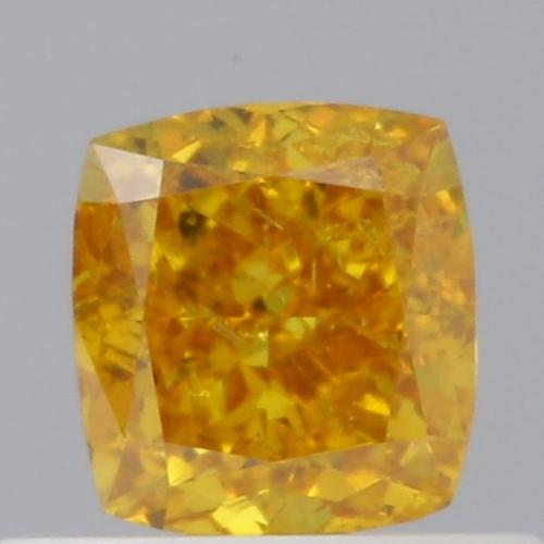 Fancy Vivid Orange-Yellow